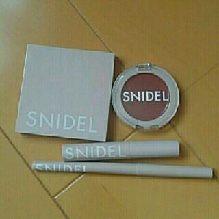 スナイデル(snidel)のSNIDEL 4点セット(アイシャドウ)