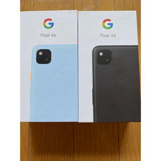 Google Pixel - Google pixel 4a ×2 【SoftBank】