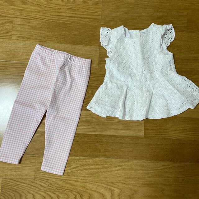 POLO RALPH LAUREN(ポロラルフローレン)のラルフローレンセットアップ キッズ/ベビー/マタニティのベビー服(~85cm)(その他)の商品写真