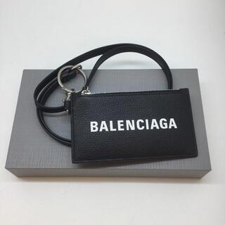バレンシアガ(Balenciaga)のBALENCIAGA バレンシアガ ストラップ付きコインケース(コインケース/小銭入れ)
