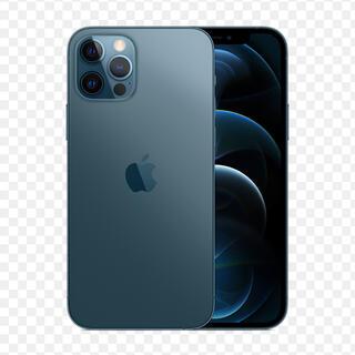 iPhone - 【新品未開封】12pro 256GB パシフィックブルー simフリー