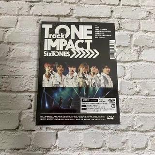 SixTONES/TrackONE-IMPACT-  DVD〈初回盤・2枚組〉