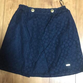 バーバリーブルーレーベル(BURBERRY BLUE LABEL)のBURBERRY BLUE LABEL ミニスカート(ミニスカート)