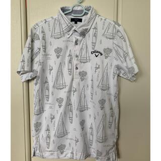 Callaway Golf - ゴルフウェア ポロシャツ Lサイズ