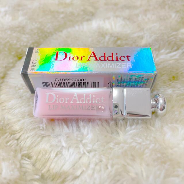 Dior(ディオール)のディオール マキシマイザー 001 ミニ サンプル コスメ/美容のベースメイク/化粧品(リップグロス)の商品写真