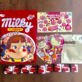 不二家 - 【6月まで販売★先着1名様限定】FUJIYA ミルキーなどお菓子詰め合わせ