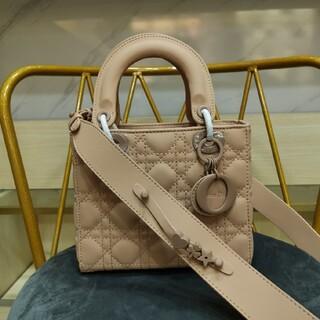 ディオール(Dior)の【美品】Dior トートバッグ(ピンク)(その他)