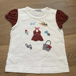 familiar - familiar♡Tシャツ