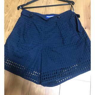 バーバリーブルーレーベル(BURBERRY BLUE LABEL)のBURBERRY BLUE LABEL パンツ ショートパンツ(ショートパンツ)
