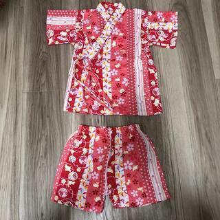 美品♡ベビー甚平(甚平/浴衣)