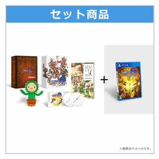 PlayStation4 - 【PS4】 聖剣伝説 レジェンド オブ マナ コレクターズ エディション