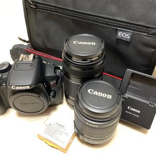Canon - Canon EOS KISS X6i EOS KISS X6I Wズームキット