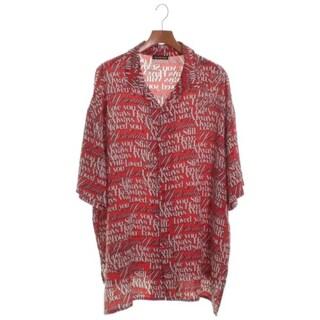 バレンシアガ(Balenciaga)のBALENCIAGA カジュアルシャツ メンズ(シャツ)