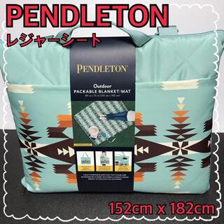 PENDLETON - 新品 ペンドルトン レジャーシート PENDLETON キャンプ ピクニック 1