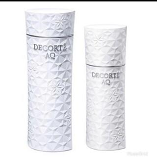 コスメデコルテ(COSME DECORTE)の新品 コスメデコルテ AQ ホワイトニング ローション&エマルジョン(化粧水/ローション)