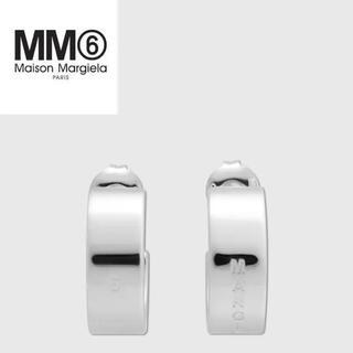 エムエムシックス(MM6)のMM6 MAISON MARGIELA セフティ ピン イヤリング(ピアス)