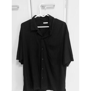 ジーユー(GU)のGU シャツ 5部袖(シャツ)