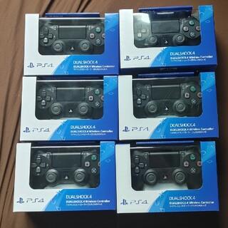 PlayStation4 - 【新品未開封】【純正】PS4 ワイヤレスコントローラー 6個