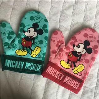 ディズニー(Disney)の★新品★ミッキー 鍋つかみ(キッチン小物)