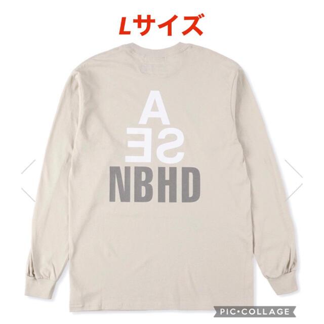 NEIGHBORHOOD(ネイバーフッド)のWIND AND SEA x neighborhood メンズのトップス(Tシャツ/カットソー(七分/長袖))の商品写真