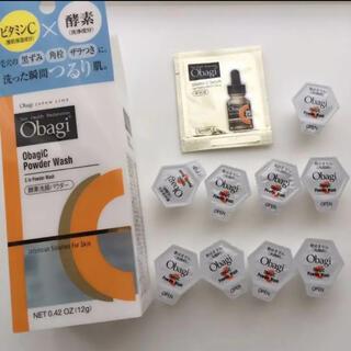 Obagi - オバジC 酵素洗顔パウダー 9個 0.4g×9個+オバジc25セラムネオのおまけ