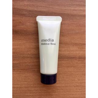 Kanebo - 【media】メディア メイクアップベースS グリーン 化粧下地 ミニ 10g