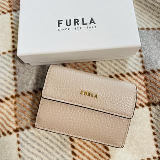 Furla - FURLA  三つ折り 財布 ミニ財布 ミニウォレット バイカラー