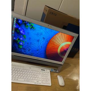 エヌイーシー(NEC)のNEC VALUESTAR S PC-VS350TSW(デスクトップ型PC)