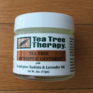 ティーツリーセラピー(Tea Tree Therapy)