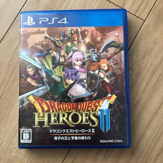 PlayStation4 - ドラゴンクエストヒーローズII 双子の王と予言の終わり PS4