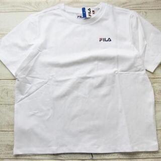 フィラ(FILA)のフィラ FILA レディース 半袖Tシャツ M/〓YKD(ネ)(Tシャツ(半袖/袖なし))