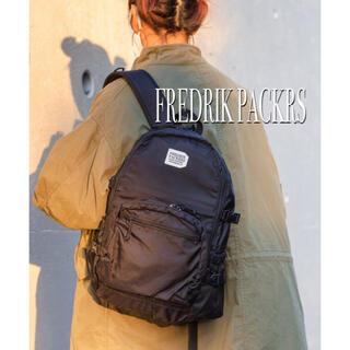 FREAK'S STORE - FREAK'S STORE❤︎最新FREDRIK PACKERS バックパック