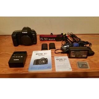 Canon - eos5d mark2