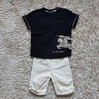 BURBERRY - バーバリーTシャツ90