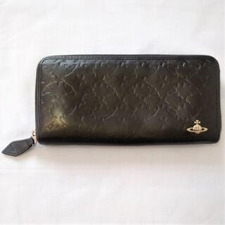 Vivienne Westwood - ヴィヴィアンウエストウッド 長財布 ブラック