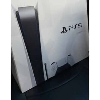 プレイステーション(PlayStation)のPS5 本体(家庭用ゲーム機本体)