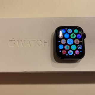 Apple - Apple Watch  4 44mm バッテリー95% ナイロンループ