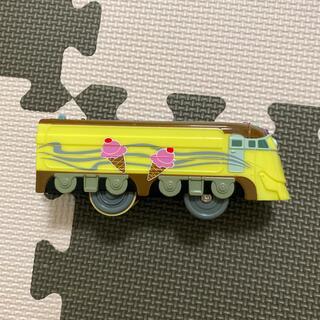 タカラトミー(Takara Tomy)の美品 タッチdeトーク対応 チャギントン フロスティーニ(電車のおもちゃ/車)