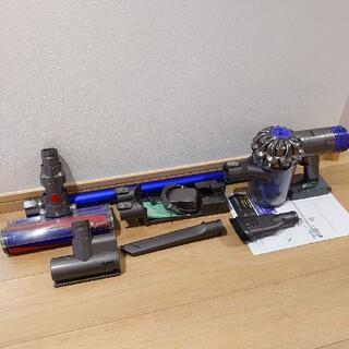 Dyson - 送料無料 ダイソン V6 fluffy コードレスクリーナー サイクロン掃除機