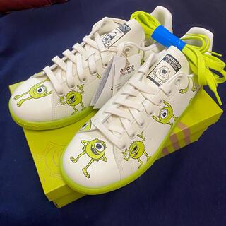 アディダス(adidas)のアディダス スタンスミス / STAN SMITH モンスターズインク マイク (スニーカー)