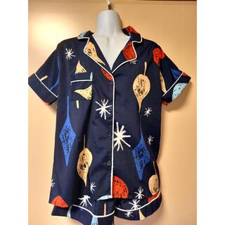 半袖 短パン パジャマ ルームウェア 上下セット