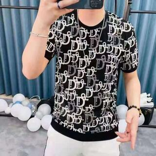 Christian Dior - スーパーファッションメンズディオールTシャツ