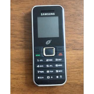 サムスン(SAMSUNG)のサムスン プリペイド 携帯 海外(携帯電話本体)