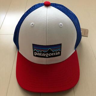 パタゴニア(patagonia)の新品タグ付き!patagonia トラッカー ハット⭐️ゆうパック送料込み⭐️(帽子)