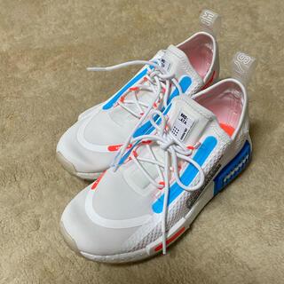 アディダス(adidas)のadidas NMD_R1 Spectoo 23.5cm(スニーカー)