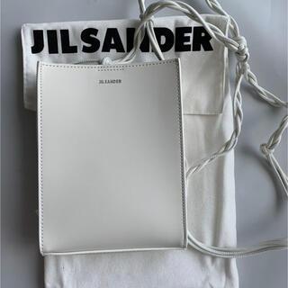 ジルサンダー(Jil Sander)のJILSANDER ジルサンダー  タングルバッグ(ショルダーバッグ)