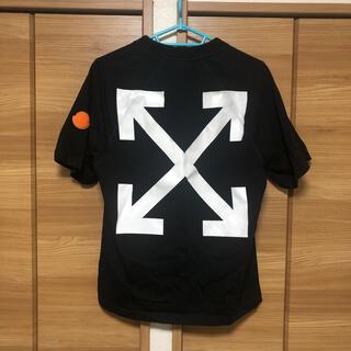 OFF-WHITE - Off-white x moncler tシャツ