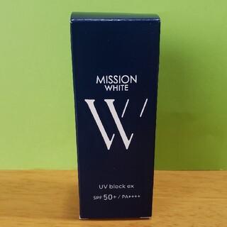 エイボン(AVON)のミッション ホワイトUVブロック EX c 30g(フェイスクリーム)