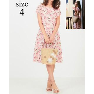 TOCCA - TOCCA FLOWER SHOWER ドレス 4 ランドリーライン