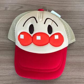 バンダイ(BANDAI)の値下げしました 新品!アンパンマン帽子 こども(帽子)